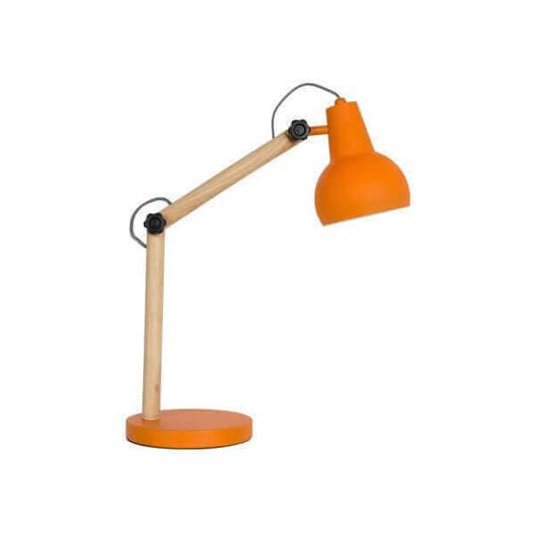 lampe de bureau tendance et r glable etude en bois et. Black Bedroom Furniture Sets. Home Design Ideas