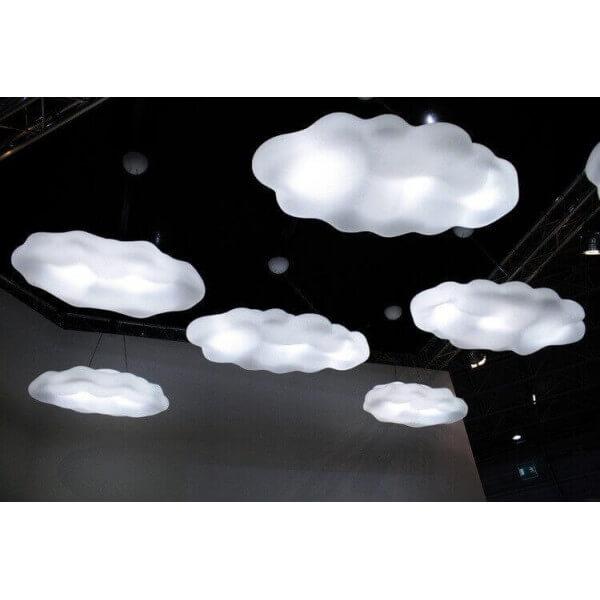 myyour lustre nuage nefos suspension design zen et nature. Black Bedroom Furniture Sets. Home Design Ideas