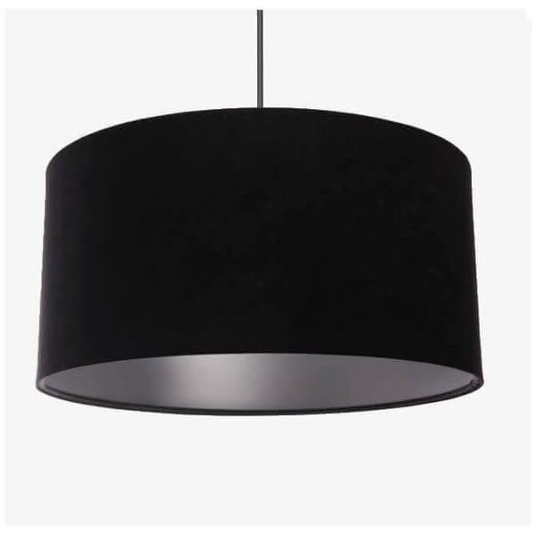 Suspension Argent noir 1593