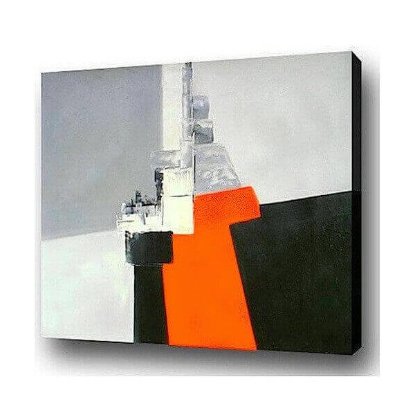 Tableau abstrait cargo vente toiles originales art abstrait sur mathi design - Vente tableau abstrait ...
