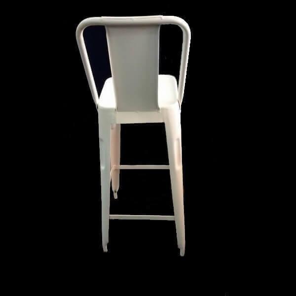 Chaise haute acier industriel usine - Chaise haute industriel ...