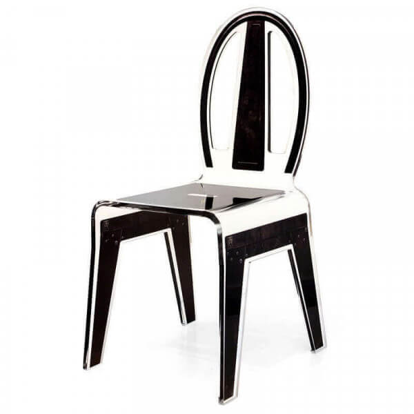 Chaise industrielle Acrila 361