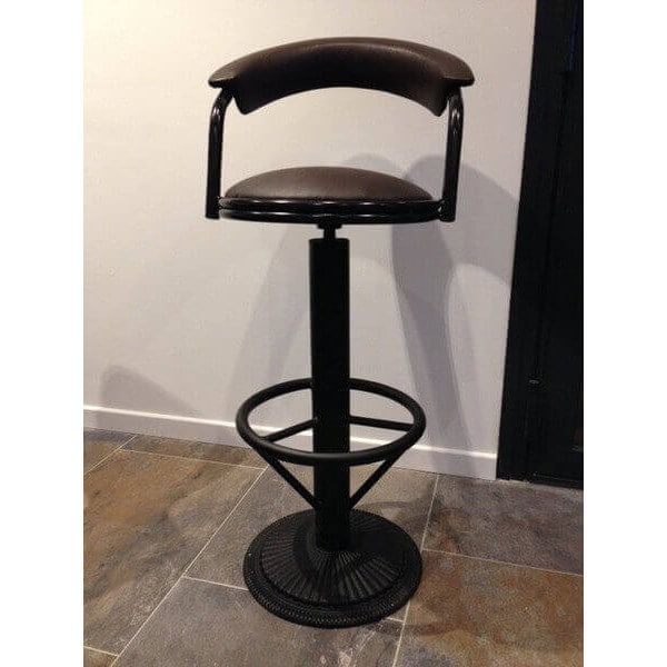 Tabouret de bar industriel pictures to pin on pinterest - Tabourets de bar industriel ...