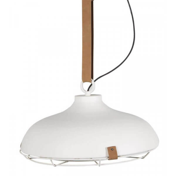 Suspension gamelle Dek 51 blanche
