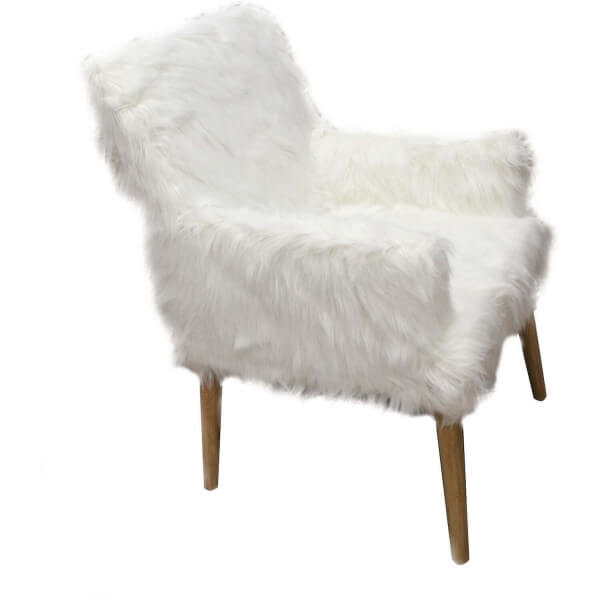 fauteuil yeti blanc. Black Bedroom Furniture Sets. Home Design Ideas