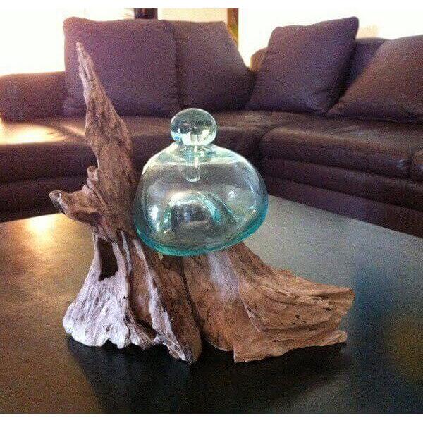 Décoration bois et verre 675