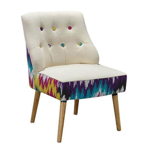 fauteuil crapaud color mcfly - Fauteuil Colore