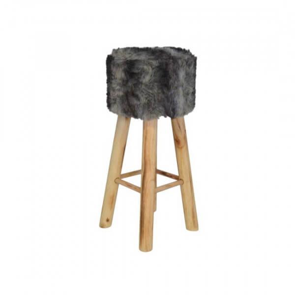 Grey Yeti Bar stool