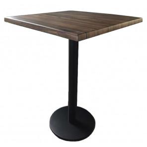 Table haute carrée Oakland