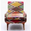 Kilim armchair