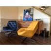 Yellow Comfortable armchair