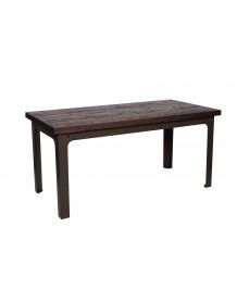 Table de repas rectangle 160