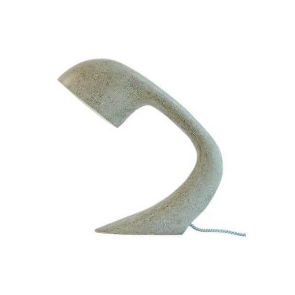 Invader lamp