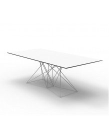 White Faz Table