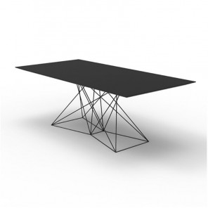 Faz - Black dining Table