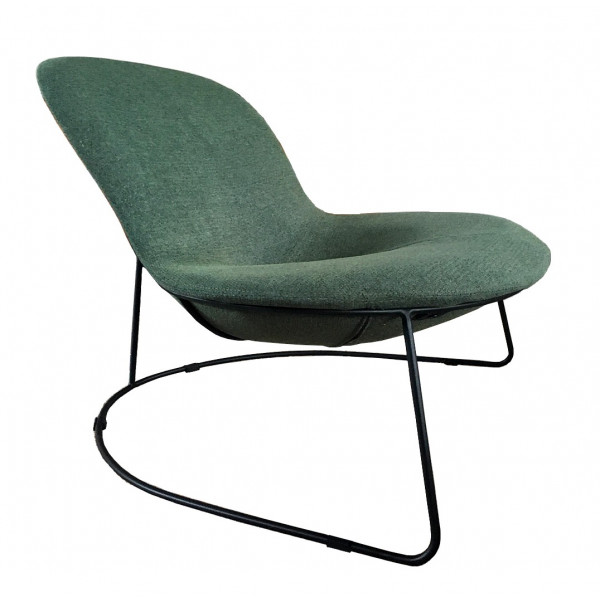 DUCK - fauteuil Mathi Design vert