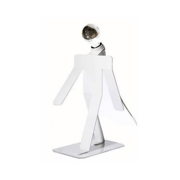 Lampe Moonwalk Cosmo blanc 1089