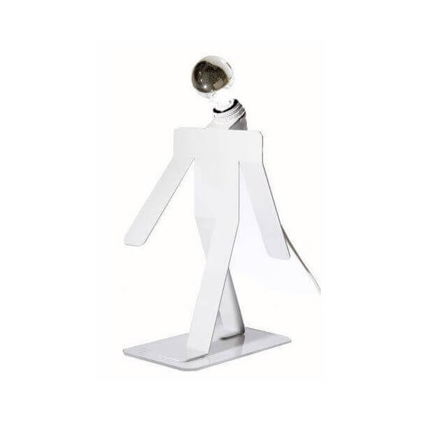 Moonwalk Cosmo lamp white