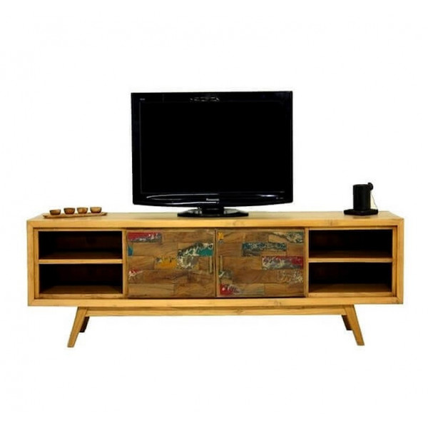 WOOD - TV Unit 180 cm