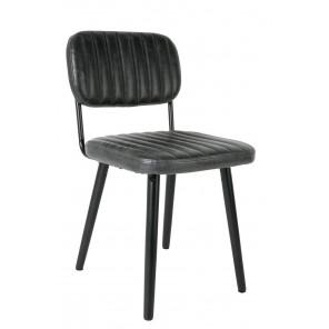 JEKA - black chair PU foam