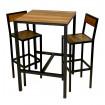 Table haute bois Atelier 70