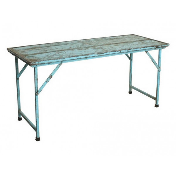 Table/console vintage pliante