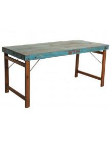 Table vintage d'Indonésie