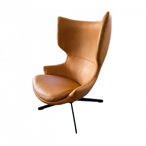 TORINI - yellow design armchair