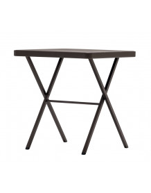 bistrot 70 table pliante chr