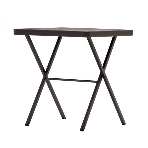 BRUNCH - Dark filding table