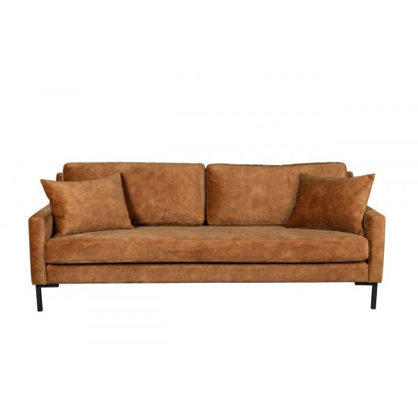 HOUDA - 3 seat sofa