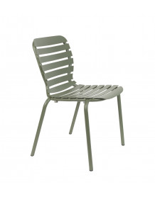 VONDEL - Green garden chair