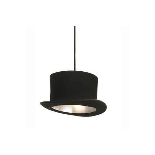 lustre chapeau claque: vente suspension, luminaire design, lampe