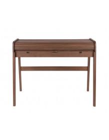 Barbier - Desk table in Walnut wood