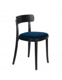 BRANDON - Blue Dining Chair