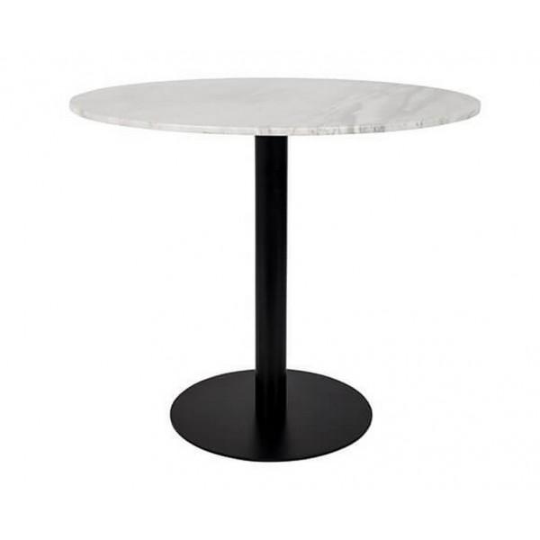 Table de repas en Marbre blanc