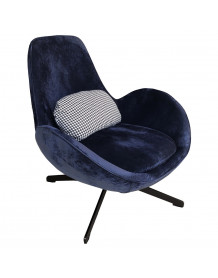 Velvet Space design armchair