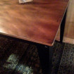 Dining table Scuola by Dutchbone