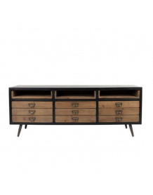 Buffet vintage/industriel Sol Dutchbone
