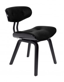 Blackwood design chair-all black