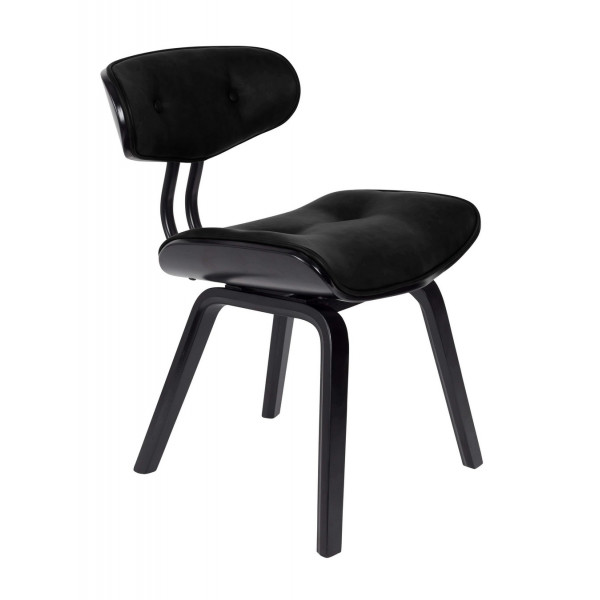 Blackwood design chair-all black