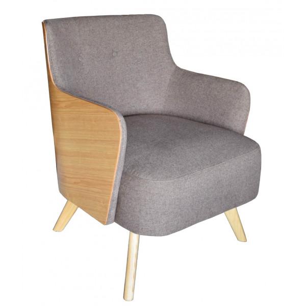 Ulvik Scandinavian armchair