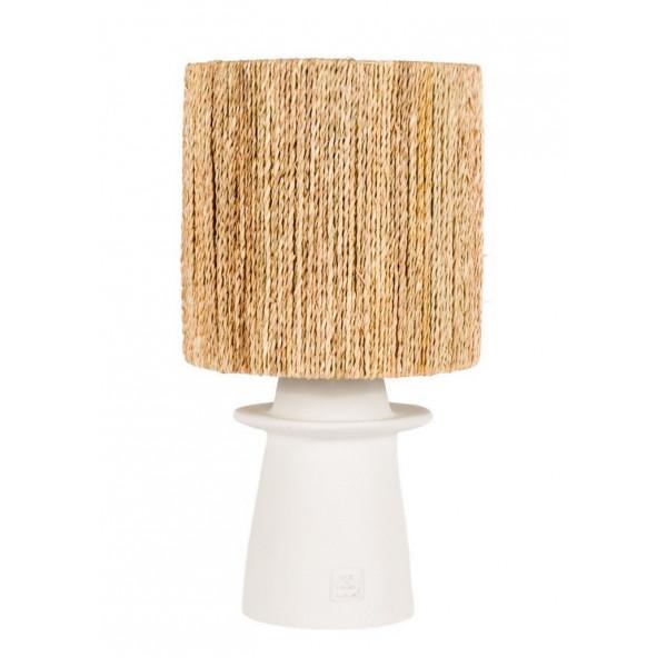 CORDE - Table lamp in rope
