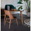 Chaise de repas bois talika