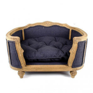 Louis XVI style pet bed M