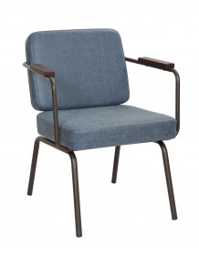 Blue Loft armchair