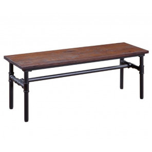 TUBES - Dining table in solid wood