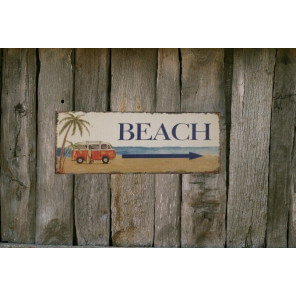 Beach direction