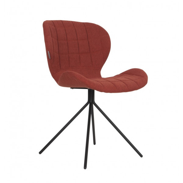 OMG - Orange Dining chair Zuiver