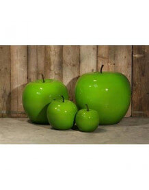 Design green apple